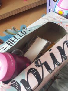 DIY Box für Kleinkram