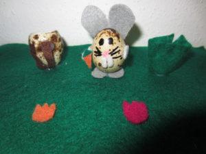 Malen und Basteln zu Ostern