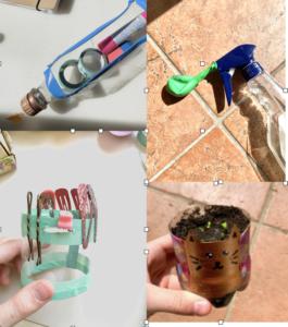 Upcycling: Der Alleskönner Plastikflasche