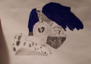 Meine MANGA-Zeichnungen
