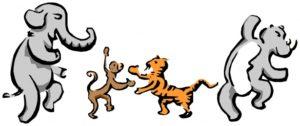 WM der Tiere